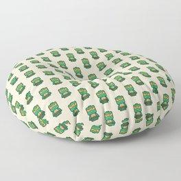 Chibi Michelangelo Ninja Turtle Floor Pillow