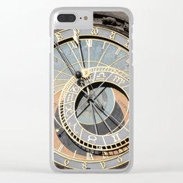 Diligent Clear iPhone Case
