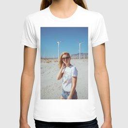 Palm Springs Windmills T-shirt