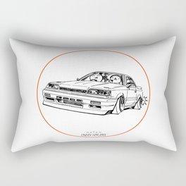 Crazy Car Art 0192 Rectangular Pillow