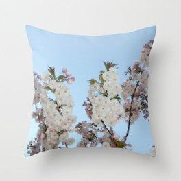 Flower blossom # 1 Throw Pillow