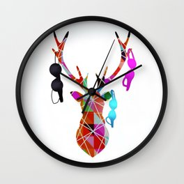 THE RACK Wall Clock