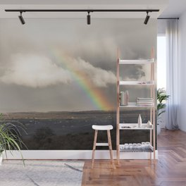 It's a rainy day Wall Mural