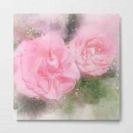 Bouquet of Flowersr Metal Print