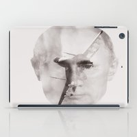putin iPad Cases featuring RULES by KrisLeov