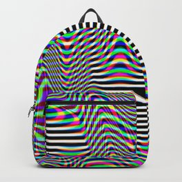 Trippy Drippy Backpack
