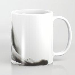 Nude Woman Charcoal Study 50 Coffee Mug