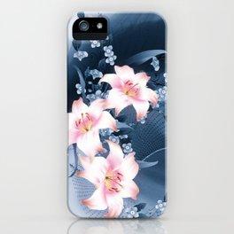 Lilien - lilies iPhone Case