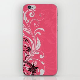 Vibrant Floral Nature iPhone Skin