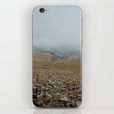 Snowy day on Pikes Peak iPhone & iPod Skin