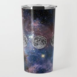 Cosmic Celestial Cycle Travel Mug