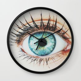 Eyephone Wall Clock