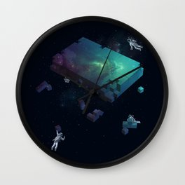 Constructing the Cosmos Wall Clock