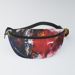 Colorful Noise Fanny Pack