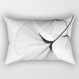 Leaf III Rectangular Pillow