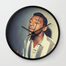Little Walter, Music Legend Wall Clock