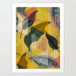 pattern33 Art Print