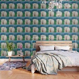 A Sweet Shaggy Highland Coo Wallpaper