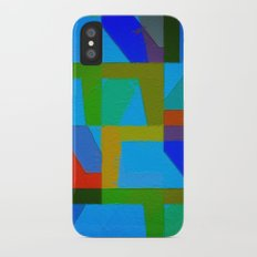 Colorful Truth. Sky iPhone X Slim Case