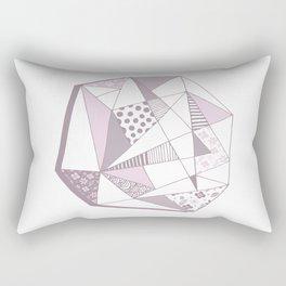 Background illustration Rectangular Pillow