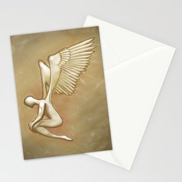Birth of an Angel Stationery Cards