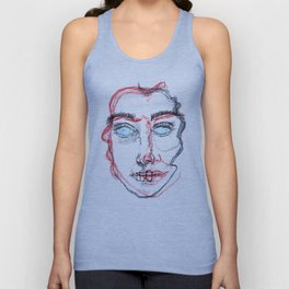 Powerless Unisex Tank Top