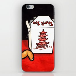 Take Out Fortune iPhone Skin