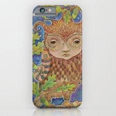 Oak & Owl Slim Case iPhone 6s