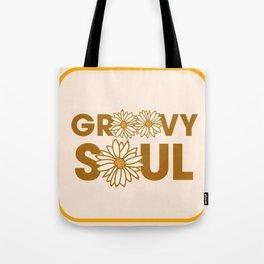 Groovy Soul Tote Bag