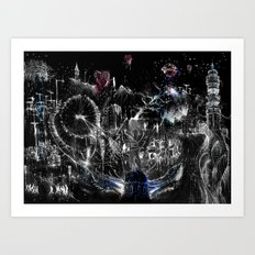 Another London Art Print
