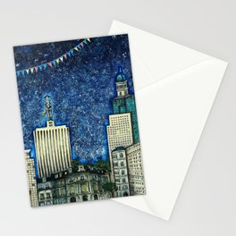 After the party Stationery Cards