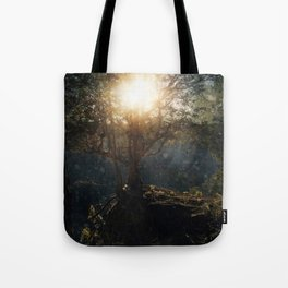 a special kind of night Tote Bag