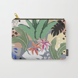 Jungle Vibes Carry-All Pouch