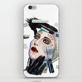 Fake Reality iPhone Skin