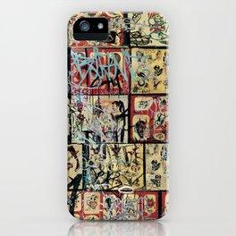 Duke Roswel iPhone Case