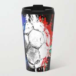 football France Travel Mug