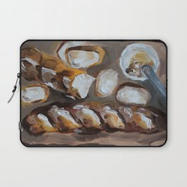 Baguette, french bread, du pain, food Laptop Sleeve