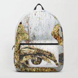 Silver Screen Bette Davis 1 Backpack
