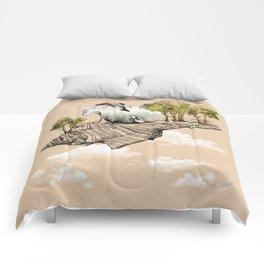 Daydream Island Comforters