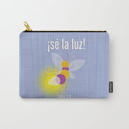 Mateo 5:14 Carry-All Pouch