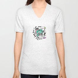 Cutie Cuts Unisex V-Neck