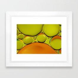 Oranges & Limes Framed Art Print