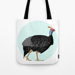 Guinea Fowl Tote Bag