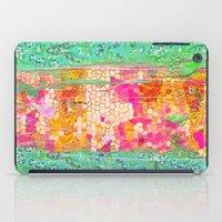 honeycomb iPad Cases featuring Honeycomb by Ingrid Padilla
