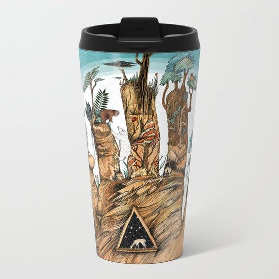 Stargate Metal Travel Mug