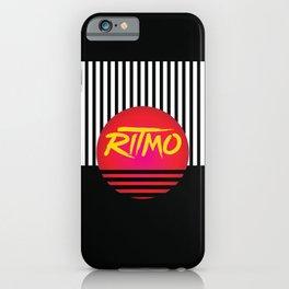 Ritmo | Rhythm of the night iPhone Case