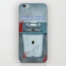 Quick Revive iPhone & iPod Skin