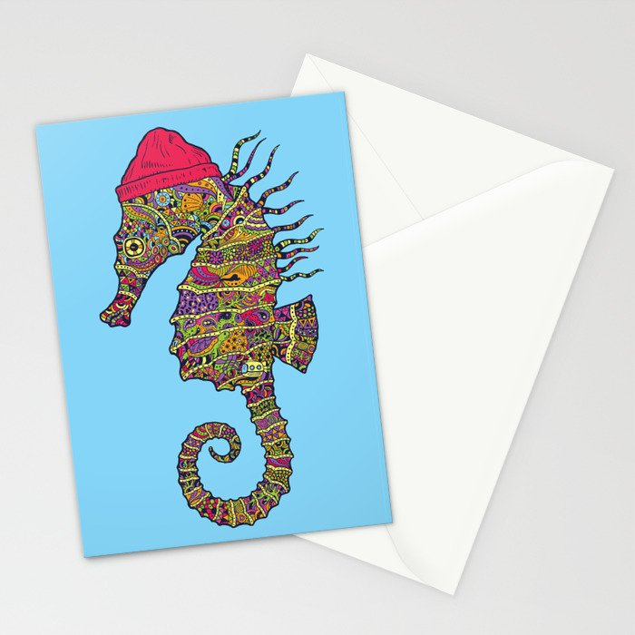 The Z Horse Stationery Cards
