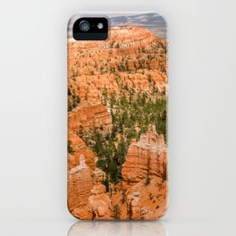 Bryce Canyon National Park Landscape iPhone Case