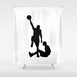 #TheJumpmanSeries, Allen Iverson Shower Curtain